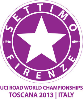 logo settimo, uci championship, toscana2013